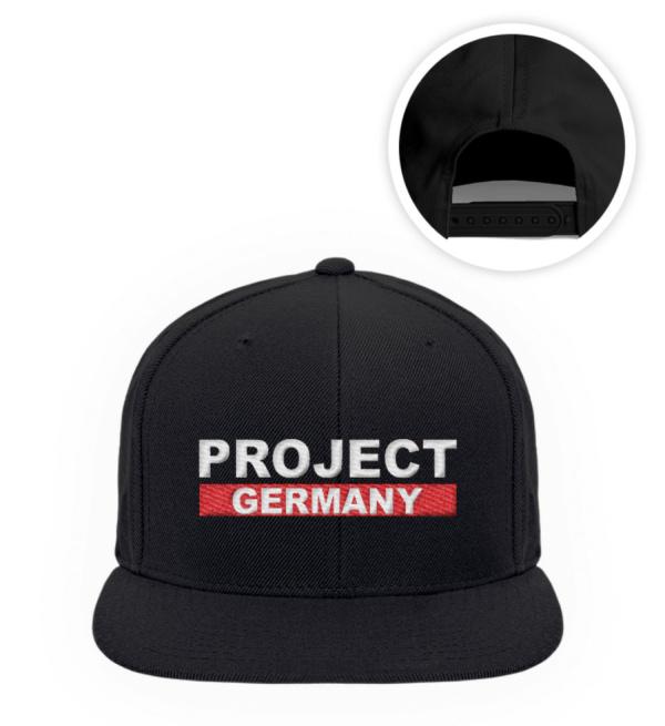 Project Germany Snapback - Kappe-16