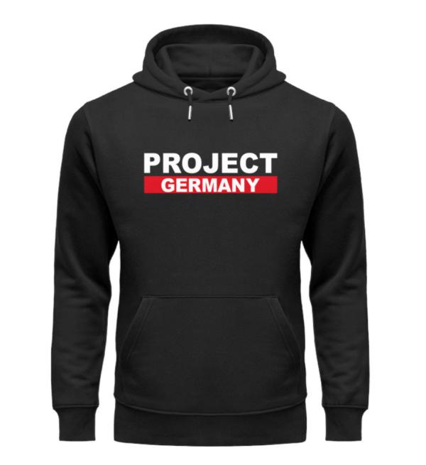 """Project Germany """"Hoodie"""" (Unisex) - Unisex Organic Hoodie-16"""