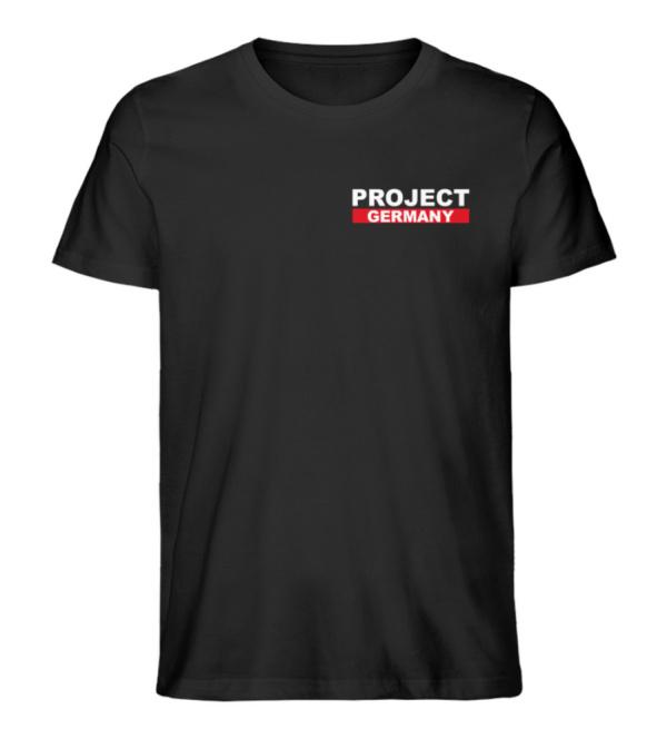 "Project Germany Shirt Men ""Smart Label"" - Herren Premium Organic Shirt-16"
